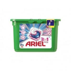 Ariel Active gel Touch of Lenor fresh - Gélové pracie kapsule 15 ks