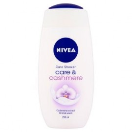 Nivea Cashmere Moments sprchový gél 250 ml