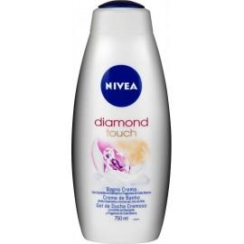 Nivea Diamond Touch sprchový gél 750 ml