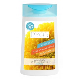 Opaľovacie  mlieko SPF 30 – vysoká ochrana 200ml Ryor