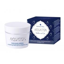 Aquaton Krém proti vráskam s koenzýmom Q 10, 50ml Ryor