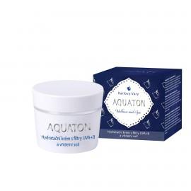 Aquaton Hydratačný krém s filtrami UVA+B 50ml Ryor