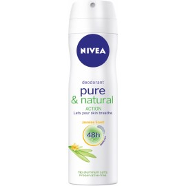 Nivea Woman Pure & Natural JASMÍN deospray 150 ml