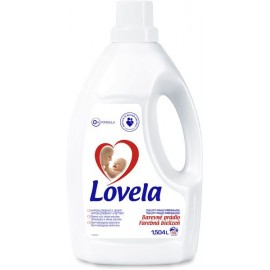Lovela Sensitive Color prací gel 1.5L 16 dávok