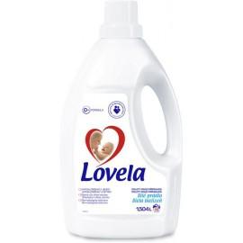 Lovela Sensitive Prací gel Biele prádlo 16 dávok 1.5L