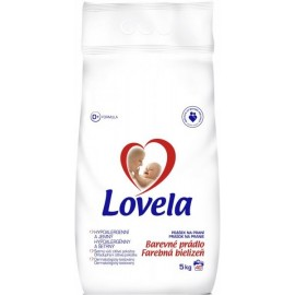 LOVELA Color Prací prášok 5 kg - 40 dávok