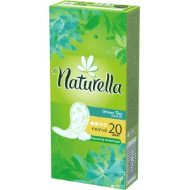 Naturella Intímky Normal Green tea 20ks