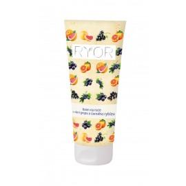 Regeneračný krém na ruky s grapefruitovým extraktom a rozmarínovou silicou 100ml Ryor