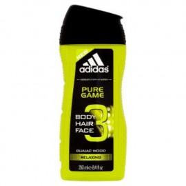 Adidas Pure Game Men 3v1 sprchový gél 250 ml