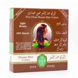 Hnedá Henna 100g - Five Fives