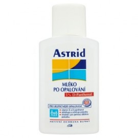 Astrid sc Mlieko PO opaľovaní s D-panthenolom 200ml