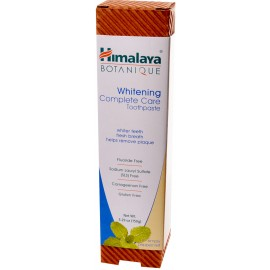 Himalaya Botanique zubná pasta so škoricou pre kompletnú starostlivosť 150g