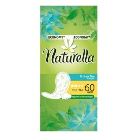 Naturella Intímky Normal 60ks Green Tea