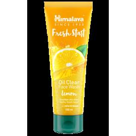 Fresh start čistiaci gél na tvár citrón 100 ml - Himalaya Herbals