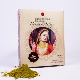 Indická Henna & Indigo 200g (teplá-hnedá farba)