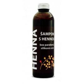 Šampón s Hennou 200ml - Five Fives