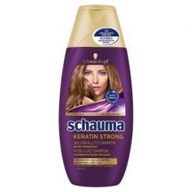Schauma Keratín Strong – posilňujúci šampón pre jemné alebo slabé vlasy 250 ml