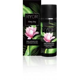 Ľahký ochranný krém s rastlinnými extraktmi  50ml- Ryor