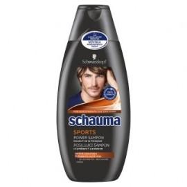 Schauma Men Sports – posilňujúci šampón 400 ml