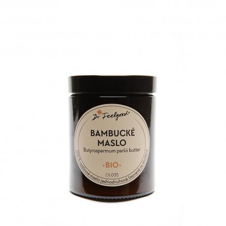 Bambucké maslo BIO 180ml - Dr.Feelgood