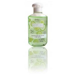 Antimikrobiálny gél na ruky s vôňou uhorky 150ml Ryor
