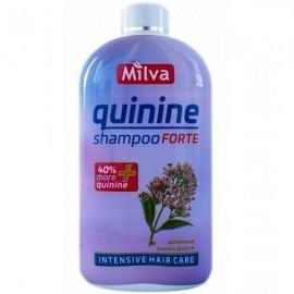 Chinín Šampón Forte proti vypadávaniu vlasov 500ml - Milva