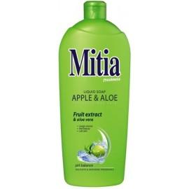 Mitia Apple & Aloe - tekuté mydlo - náhradná náplň 1 L
