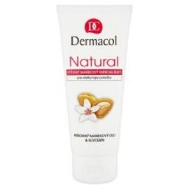 Dermacol Natural výživný mandlový krém na ruky 100 ml