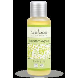 100% BIO Makadamiový olej 50ml - Saloos