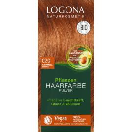 Prášková Henna na vlasy Sahara 100g - Logona