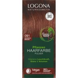 Prášková Henna na vlasy Čokoládová 100g - Logona