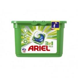 Ariel Active gel Mountain Spring - Gélové pracie kapsule 15 ks