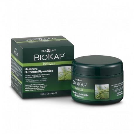 Výživná a obnovujúca maska 200 ml - Biokap Bellezza
