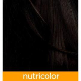 Nutricolor farba na vlasy - Tmavá hnedá 3.0 140ml - Biokap
