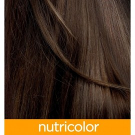 Nutricolor farba na vlasy - Svetlá hnedá 5.0 140ml - Biokap