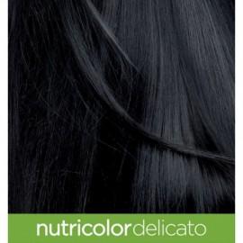 Nutricolor Delicato farba na vlasy - Prirodzená čierna 1.0 140ml - Biokap