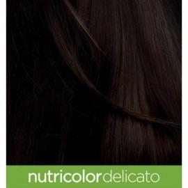 Nutricolor Delicato farba na vlasy - Tmavý čokoládový gaštan 2.9 140ml - Biokap