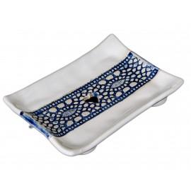 Mydelnička kerabická - Modrá čipka
