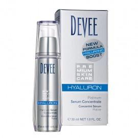 Hyaluron sérum platinová edícia 4xkyselina hyaluronová 30ml - Devee