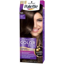 Palette Intensive Color Creme- farba na vlasy stredne hnedý N3