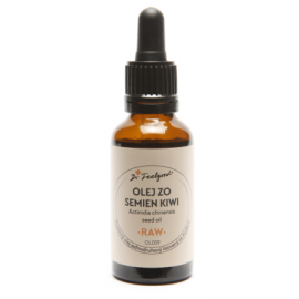 100% RAW Olej zo semien kiwi 30ml - Dr.Feelgood
