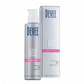 Clear Skin čistiaci gél 200ml - Devee