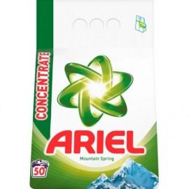 Ariel Mountain Spring prací prášok 50 dávok 3,75 kg