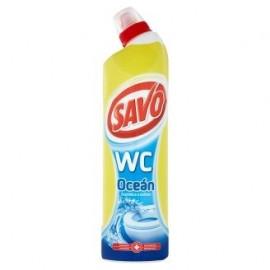 Savo wc dezinfekcia Ocean 750 ml