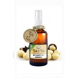 BIO vlasový olej Makadam s rozprašovačom 100ml - Ťuli a Ťuli