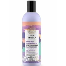 Taiga Siberica Prírodný kondicionér na ochranu farbených vlasov 270 ml - Natura Siberica