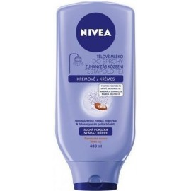 Nivea In-Shower Smooth Milk – krémové telové mlieko do sprchy 400 ml