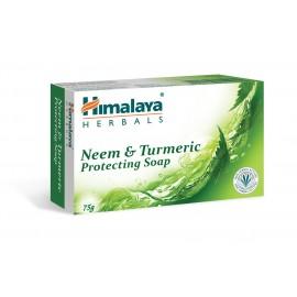 Toaletné mydlo Protecting Nimbo & Kurkuma 75g - Himalaya herbals