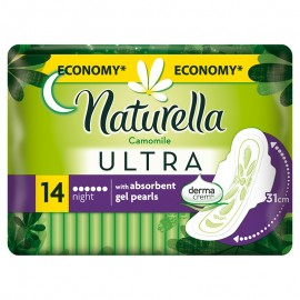 Naturella Ultra Night 14 ks