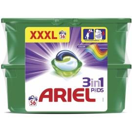Ariel Gélové pracie kapsule Color 56 ks